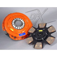 "01920830 Centerforce DFX Clutch Kit, 10.5"", 10-Spline"