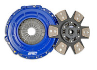 SF463 SPEC Stage 3 Clutch Kit, 10-spline, 2005 - 2010 Mustang 4.6 GT
