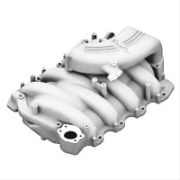 518B0000 Trick Flow 4.6L 2V EFI StreetBurner Intake Manifold Kit, Natural Finish
