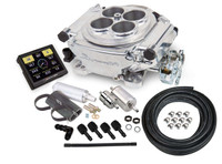 550-510K Holley Sniper EFI Self Tuning Master Kit, Shiny Finish