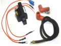 Universal Ignition Coil Kit w/Wire & Boots 183-3737