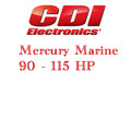 Mercury Marine 90 - 115 HP Outboard ignition application guide