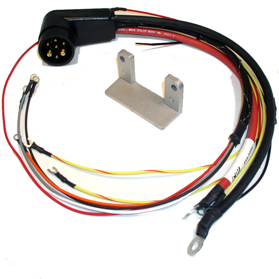 Mercury Internal Engine Wiring Harness 414 2770 Cdi Outboard Parts Image 1