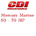 Mercury Marine 50 - 70 HP Ignition Application Guide