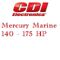 Mercury Marine 140 - 175 HP Outboard ignition application guide