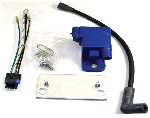 CDI Mercury Replacement CDM Module Adapter Kit 114-7509K1