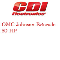 50 HP OMC application guide