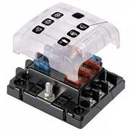Bep Atc Fuse Holder 6 Way Screw Terminal