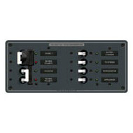 Blue Sea Panel Ac Source Select 16A +4Pos