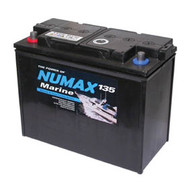 Numax Marine Battery 125Ah C20