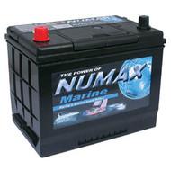 Numax Mv Dual Marine Sealed Battery C20