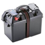 Trem Black Battery Box + Cig Lighter + Ext Connector