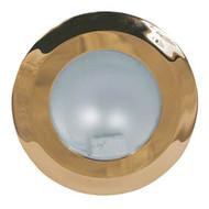 Bezelled Halogen Spot Light Gold 87D X20Mm