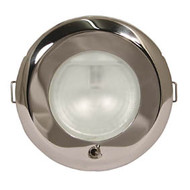 Aqualight Morar Downlighter C/W Switch 12V 10W G4