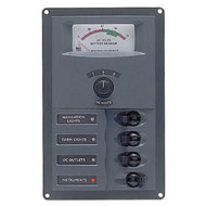 Bep 12V Dc Cb Panel A/Log Meter