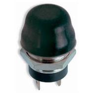 Weatherproof Black Push Button Switch 20A