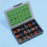 Box Kit 175 Pre-Insulated Terminals+ Tool