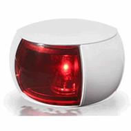 2NM Col Reg Port Lamp White Shroud Coloured Lens