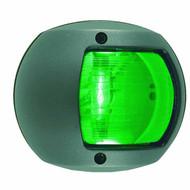 12V Black Side Light Green