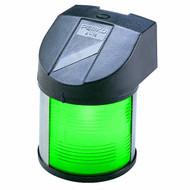 Green Side Light Lens Black Top Mount