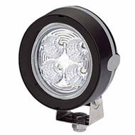LED Mega Beam Black Housing 9-30V