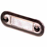 Oblong LED Courtesy Lamp