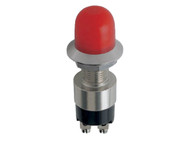 Push Button Switch Weatherproof Red 30A