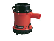 Bilge Pump Heavy Duty 130LPM 24v