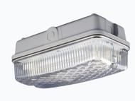 Powergem Fluorescent Bulkhead Lamp 24v