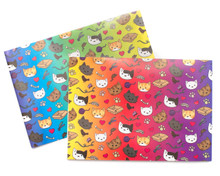 Rainbow Cats Wrapping Paper