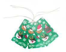 Christmas Gift Tags x 3
