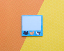 Feline Fun Sticky Notes