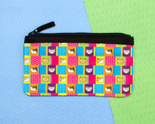 Cattastic Pencil Case - Cute Colourful Cats