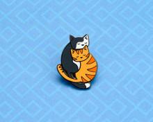 Cuddly Cats - Hard Enamel Pin