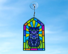Super Colourful Hanging Window Decoration - Sun Catcher