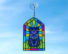 Super Colourful Hanging Window Decoration - Sun Catcher