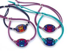 Spiral Cat Bracelet