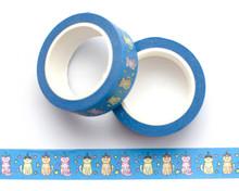 Unicorn Cats Washi Tape