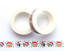 Christmas Cats Washi Tape