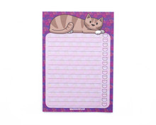 PAWS Cats To Do List - Notepad