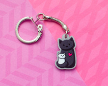 Limited Addition Mother's Day Acrylic key ring