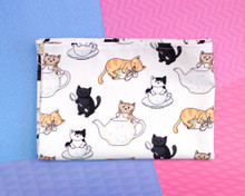 Cats and Tea - Tea Towel
