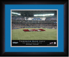 Blue Jays Personalized Sign Your Day at Rogers Centre