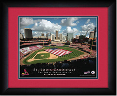 Cardinals Personalized Sign Your Day at Busch Stadium