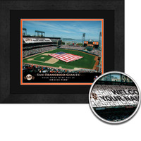 Giants Personalized Sign Your Day at AT&T Park