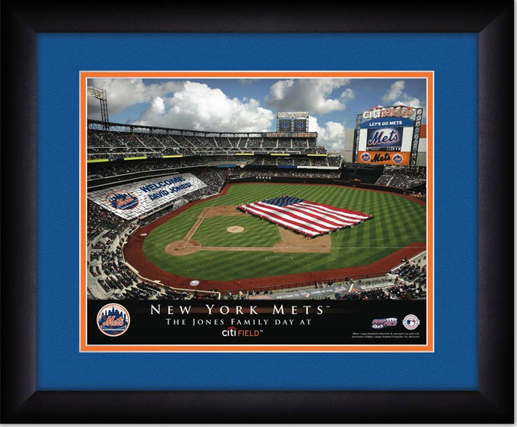 Mets Personalized Sign Your Day at Citi Field
