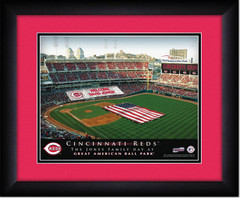 Reds Personalized Sign Your Day at Great American Ballpark