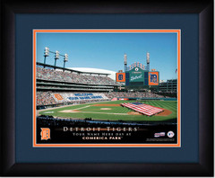 Tigers Personalized Sign Your Day at Comerica Park
