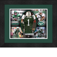 Personalized New York Jets Action Collage