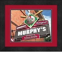 Arizona Diamondbacks Personalized Pub Room Sign